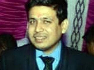 Harshal Pancholi IAS