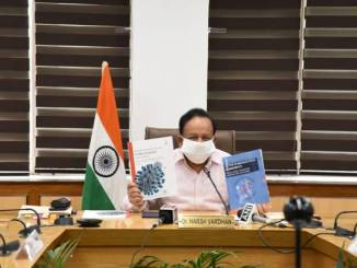 Health Minister releases White paper on 'Focused Interventions for 'Make in India