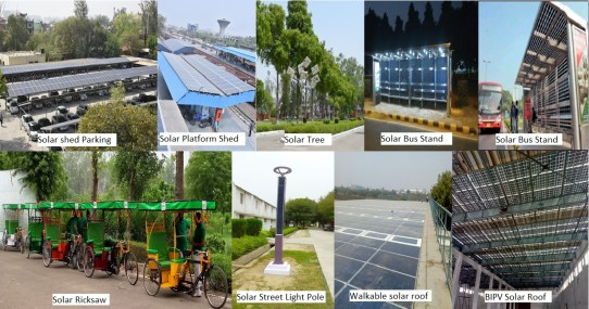 CEL solar products