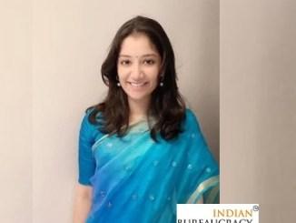 Anupama Anjali IAS AP 2018