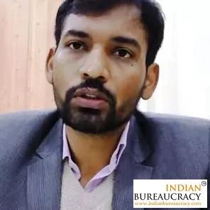 Ashish Kumar Chauhan IAS UD