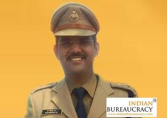 Har KishoreRai IPS Bihar