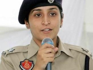 Kanwardeep Kaur IPS Punjab