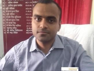 Mayur Dixit IAS Uttarakhand