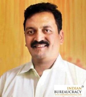 Milind Jayant Mhaiskar IAS MH