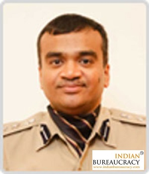 Prateek Mohanty IPS Odisha