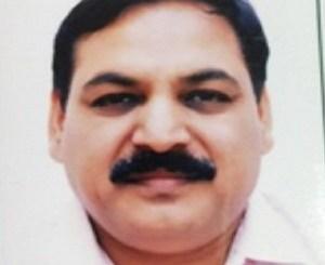 Ram Niwas Sharma IAS AGMUT