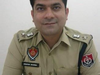 Swapan Sharma IPS Punjab