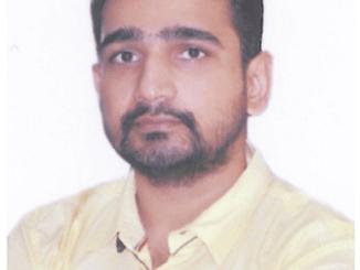 Uday G Chaudhari IAS Maharashtra