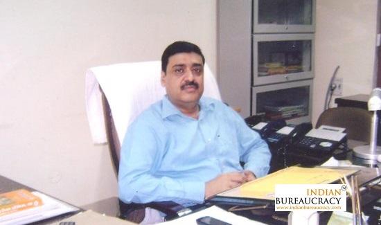 Vinay Shanker Pandey IAS UD