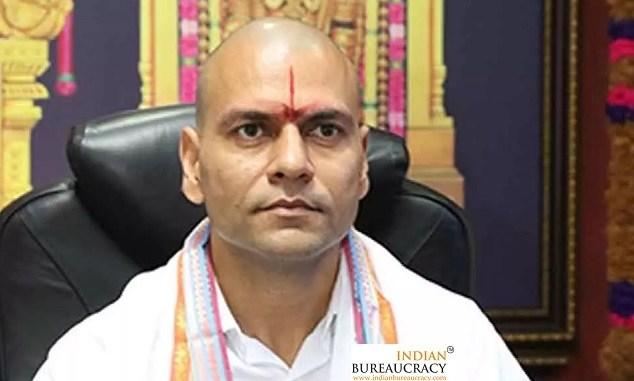 Anil Kumar Singhal IAS