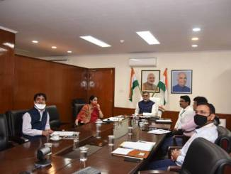 Prahlad Singh Patel virtually attends 5th BRICS Culture Ministers' Meet