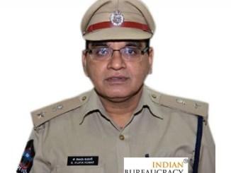G Vijay Kumar IPS AP