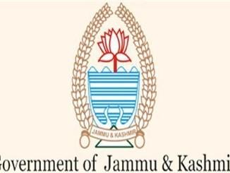 J&K govt