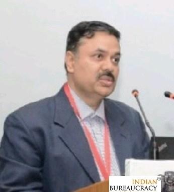Kumar Rakesh Sinha IOFS UIDAI