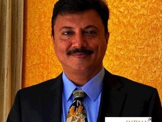 Yogender Chaudhry IRS Haryana