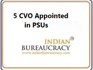 5 CVO appointment