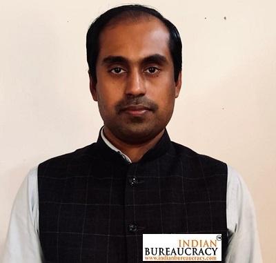 Ajit Kumar Ranjan IAS NL