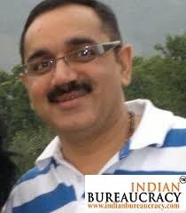 Anant Prakash Pandey IFS Haryana