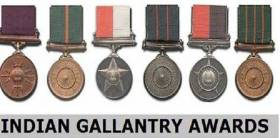 Award of Gallantry Medals