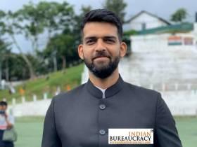 Bhupesh Chaudhary IAS AGMUT