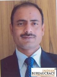 Brajesh Kumar Chandolia RAS