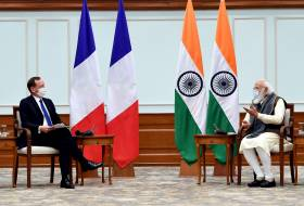 Call on the Prime Minister by Mr. Emmanuel Bonne