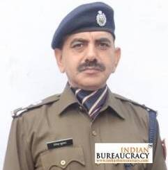 Devendra Kumar Bishnoi IPS RJ