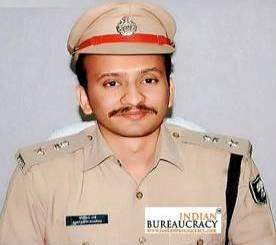 Kartikeya K Sharma IPSBihar