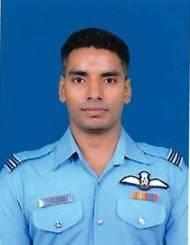 Lieutenant Preji Raju