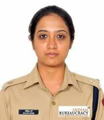 Malika Garg IPS WB