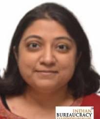 Mrinalini Kaur Sapra IRS