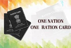 One Nation One Ration Card system