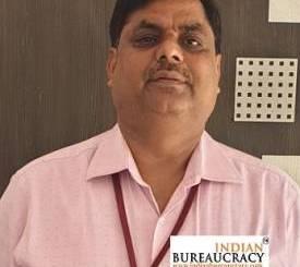 Radhey Shyam Mishra IAS UP