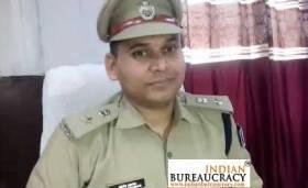 Santosh Kumar IPS Bihar