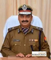 Satyendra Kr Singh IPS UP
