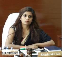Shashanka Ala IAS AGMUT
