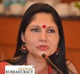 Shubhdarshini Tripathi IFS