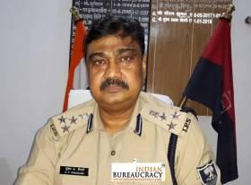 Suresh Prasad Choudhary IPS Bihar