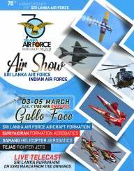 IAF Participation in 70th Anniversary