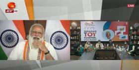 Inaugurates India Toy Fair-2021