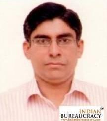 Mukul Kumar IAS HY