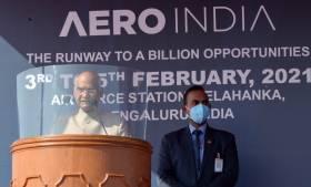 President graces valedictory function of Aero India 2021