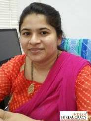 Priyanka Niranjan IAS UP