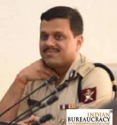 Sudhanshu Kumar IPS IG CISF
