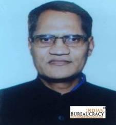 Surendra Narayan Pandey IAS UK