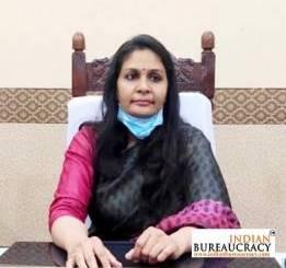 Vibha Chahal IAS UP