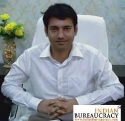 Akash Chhikara IAS CH