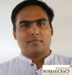 Akhand Pratap Singh IAS up