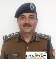 Anil Kumar Singh IPS UP
